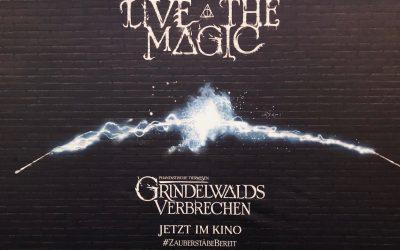Magische Filmpremiere