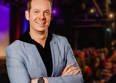 Marco Brüser – Comedy & Zauberei
