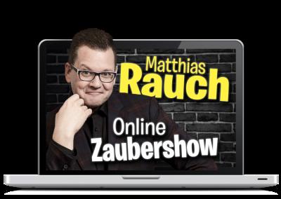 Die Online Zaubershow